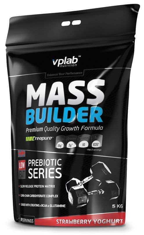 VP Lab Mass Builder 5000 г. шоколад